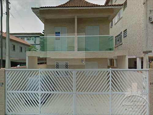 Casa, código 340 em Cubatão, bairro Jardim Casqueiro