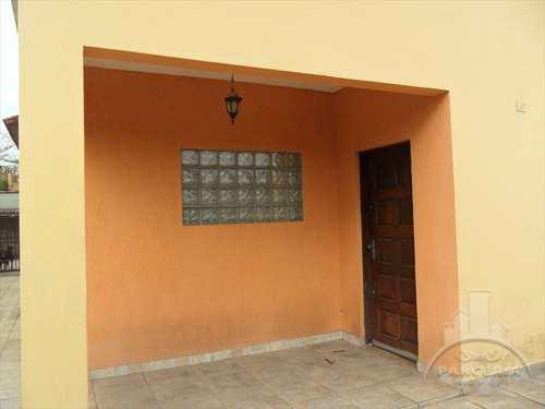 Sobrado, código 316 em Cubatão, bairro Vila Ponte Nova