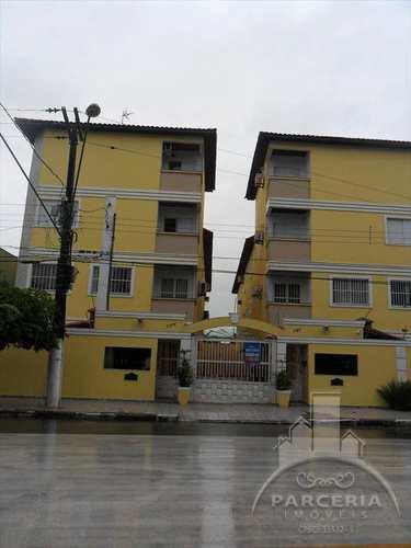 Sobrado, código 271 em Cubatão, bairro Jardim Casqueiro