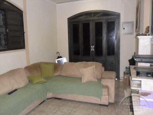 Casa, código 276 em Cubatão, bairro Jardim Casqueiro
