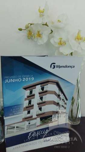 Apartamento, código 821 em Cubatão, bairro Jardim Casqueiro