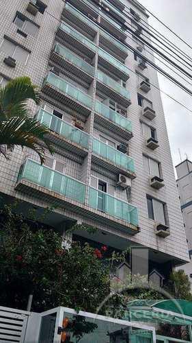 Apartamento, código 868 em Santos, bairro Boqueirão
