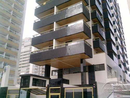 Apartamento, código 906 em Praia Grande, bairro Caiçara