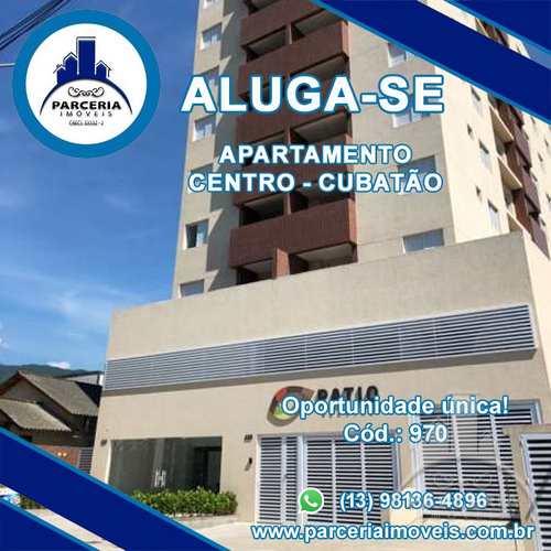 Apartamento, código 970 em Cubatão, bairro Vila Paulista