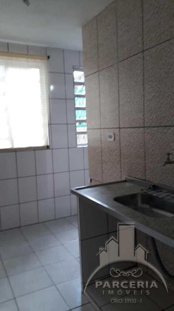 Apartamento em Cubatão, no bairro Jardim Nova República