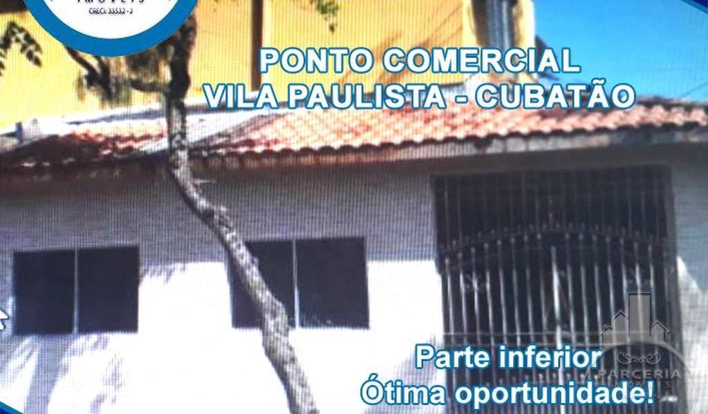 Fundo de comércio em Cubatão, bairro Vila Paulista