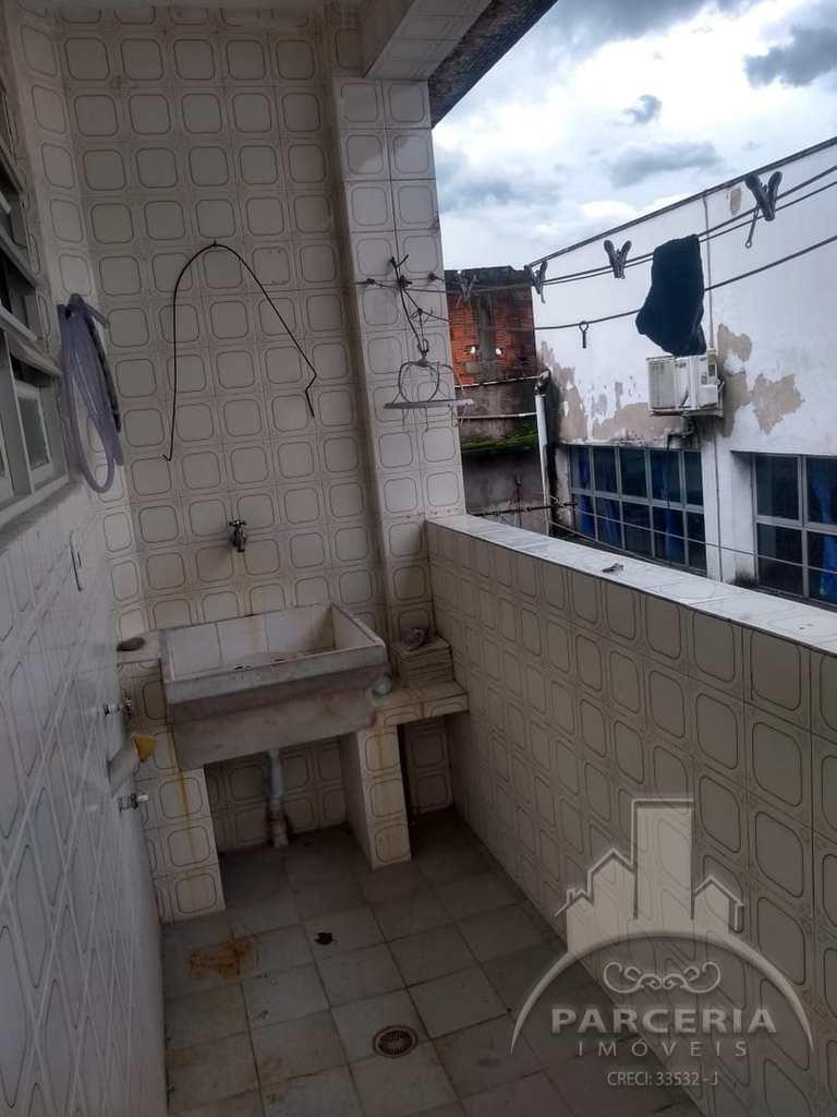 Apartamento em Cubatão, no bairro Jardim São Francisco