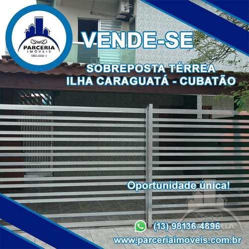 Casa, código 1032 em Cubatão, bairro Vila Caraguata