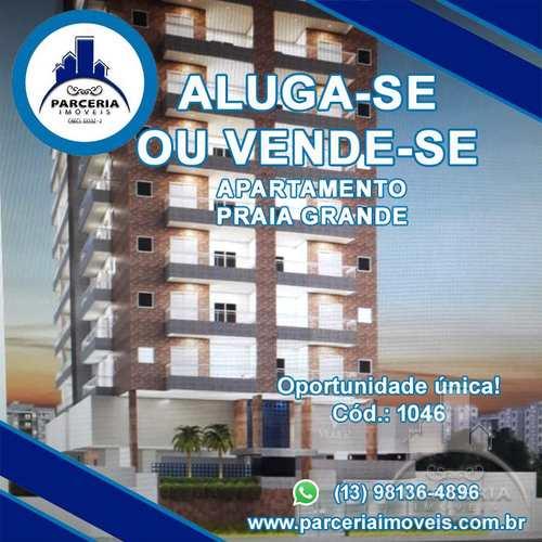 Apartamento, código 1046 em Praia Grande, bairro Guilhermina