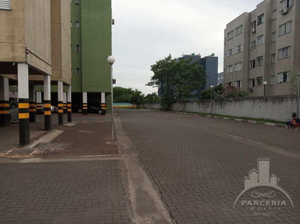 Apartamento em Cubatão, no bairro Parque São Luis