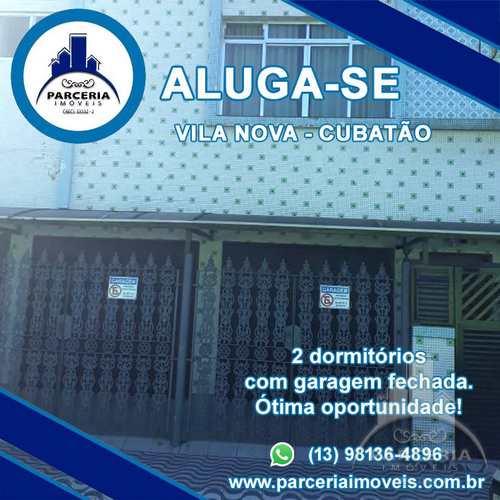 Apartamento, código 1062 em Cubatão, bairro Vila Nova