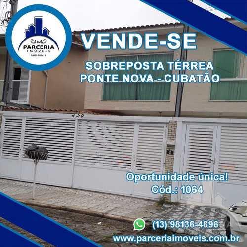 Casa, código 1064 em Cubatão, bairro Vila Ponte Nova