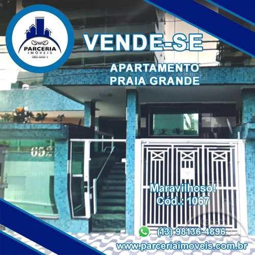 Apartamento, código 1067 em Praia Grande, bairro Canto do Forte