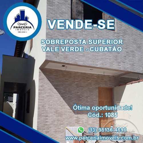 Casa, código 1085 em Cubatão, bairro Vale Verde