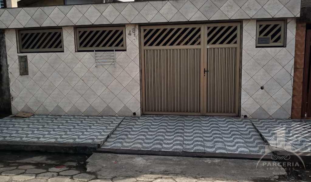 Casa em Cubatão, bairro Vila Caraguata
