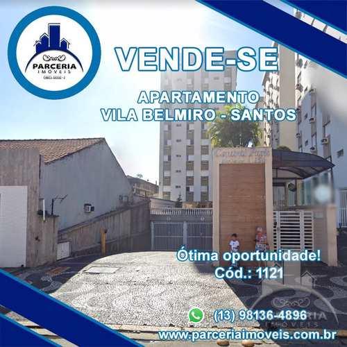 Apartamento, código 1121 em Santos, bairro Vila Belmiro