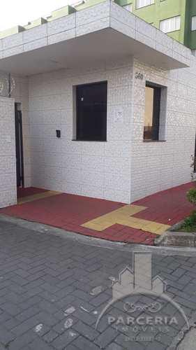 Apartamento, código 1132 em Cubatão, bairro Parque São Luis