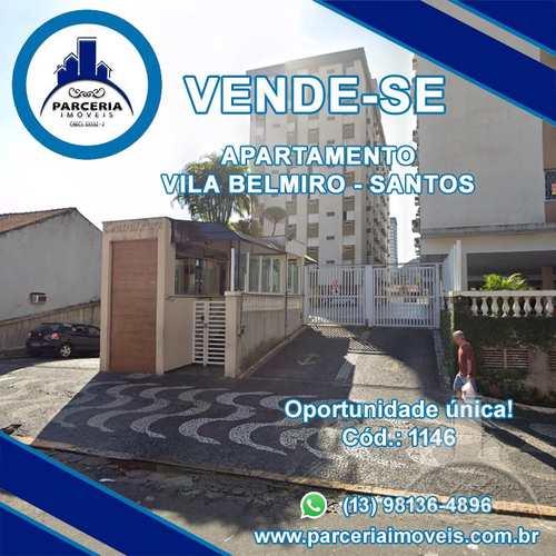 Apartamento, código 1146 em Santos, bairro Vila Belmiro
