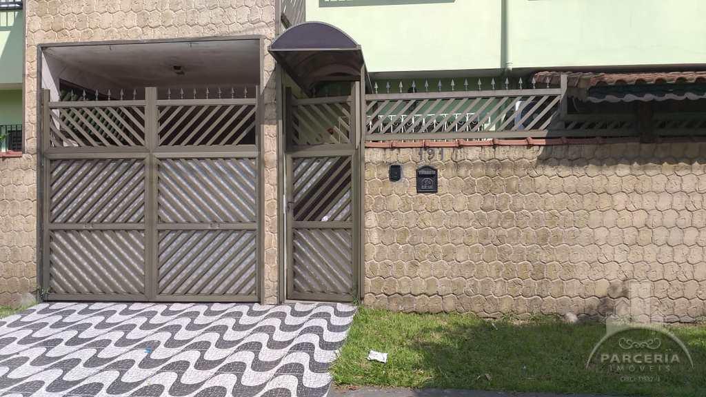 Casa em Cubatão, no bairro Vila São Benedito