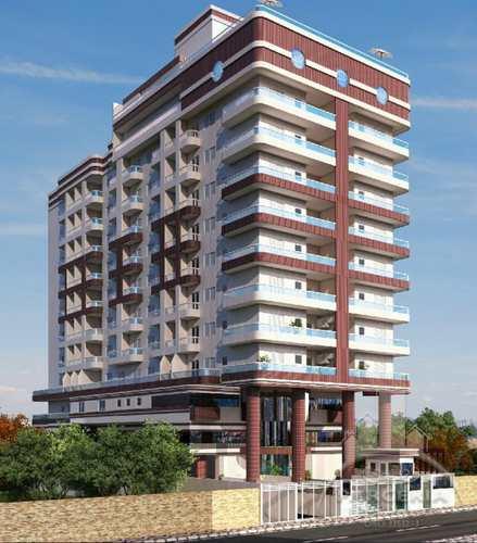 Apartamento, código 1165 em Praia Grande, bairro Guilhermina