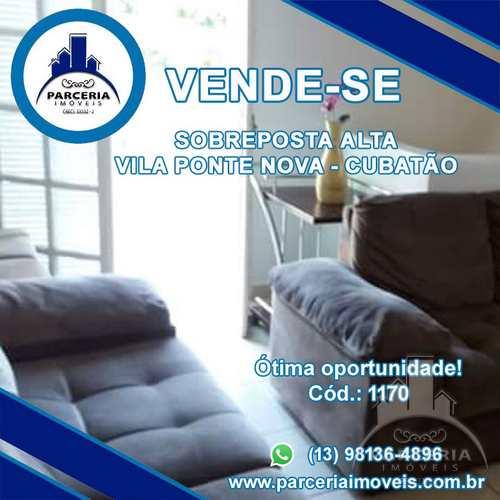 Casa, código 1170 em Cubatão, bairro Vila Ponte Nova