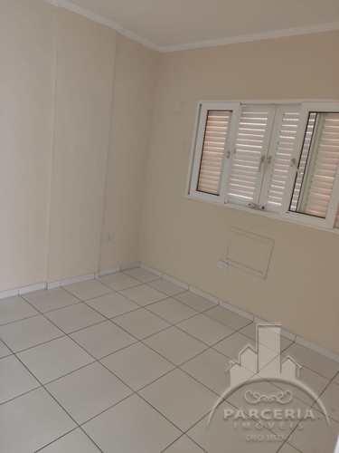 Apartamento, código 1195 em Cubatão, bairro Jardim Casqueiro