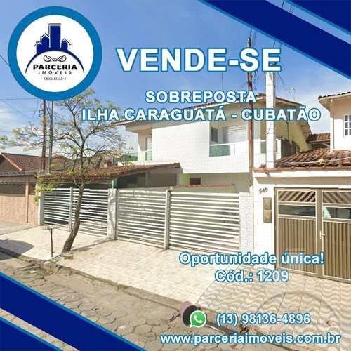 Casa, código 1209 em Cubatão, bairro Vila Caraguata