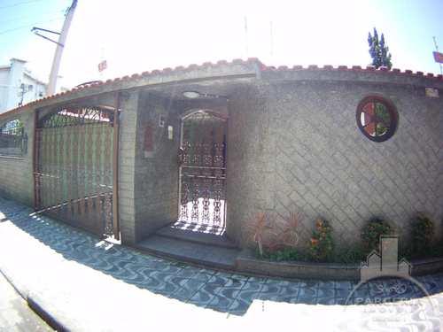 Casa, código 1218 em Cubatão, bairro Jardim Casqueiro