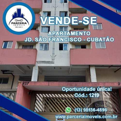 Apartamento, código 1219 em Cubatão, bairro Jardim São Francisco