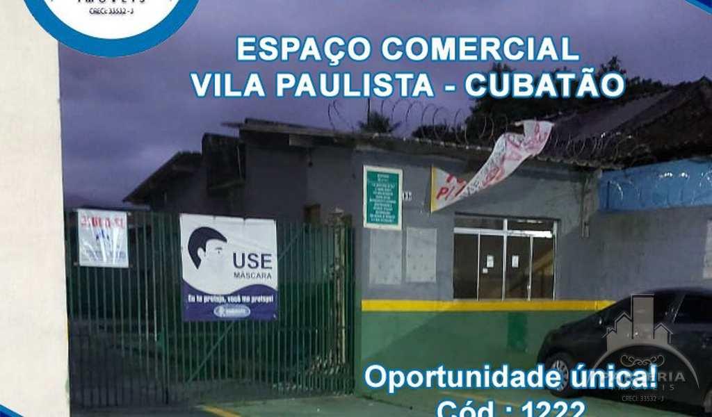 Terreno Comercial em Cubatão, bairro Centro