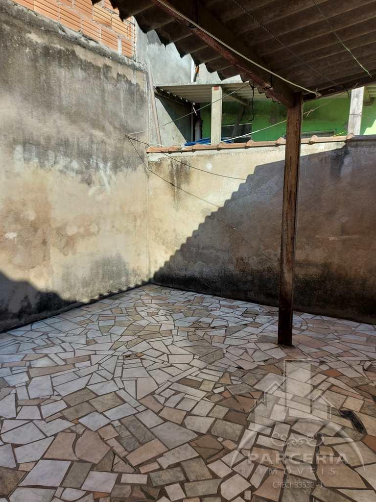 Casa em Cubatão, no bairro Ilha Caraguatá