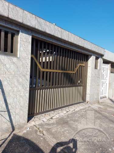 Casa, código 1255 em Cubatão, bairro Ilha Caraguatá