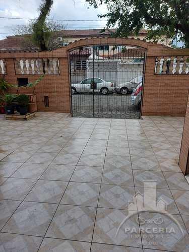 Apartamento, código 1258 em Cubatão, bairro Vila Nova