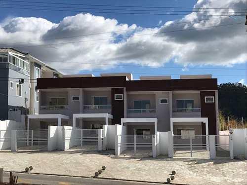 Sobrado, código 404 em Florianópolis, bairro Ingleses do Rio Vermelho