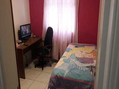 Apartamento, código 1072 em Santos, bairro Pompéia