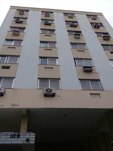 Apartamento, código 1033 em Santos, bairro Vila Matias