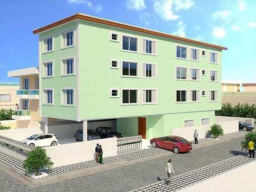 Apartamento, código 1012 em São Vicente, bairro Centro