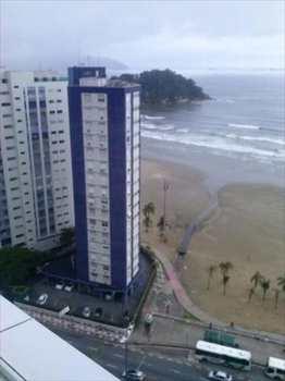 Apartamento, código 960 em Santos, bairro José Menino