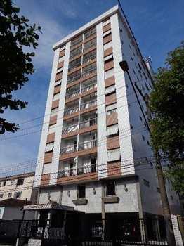 Apartamento, código 582 em Santos, bairro Aparecida