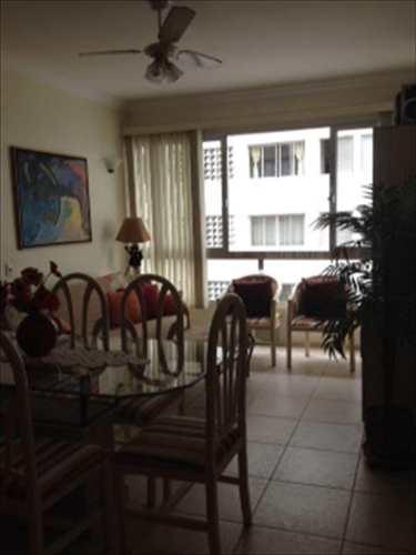 Apartamento, código 538 em Santos, bairro Aparecida