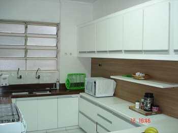 Apartamento, código 40 em Santos, bairro Gonzaga