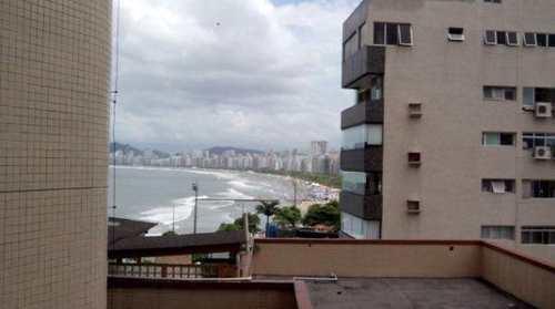 Apartamento, código 1155 em Santos, bairro Ponta da Praia