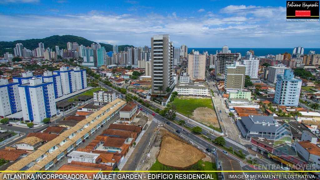 empreendimento em Praia Grande, bairro Canto do Forte