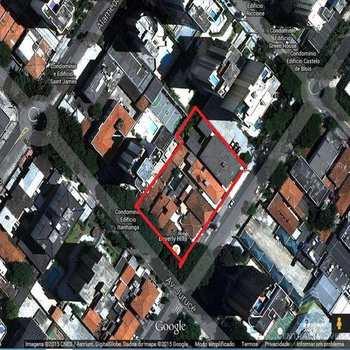 Terreno em São Paulo, bairro Planalto Paulista