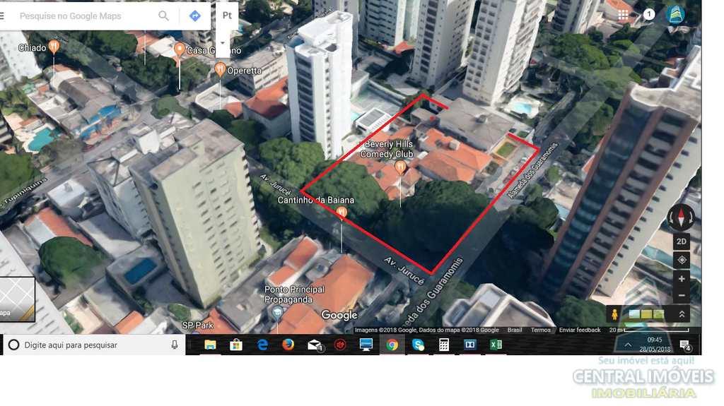 Terreno em São Paulo, no bairro Planalto Paulista