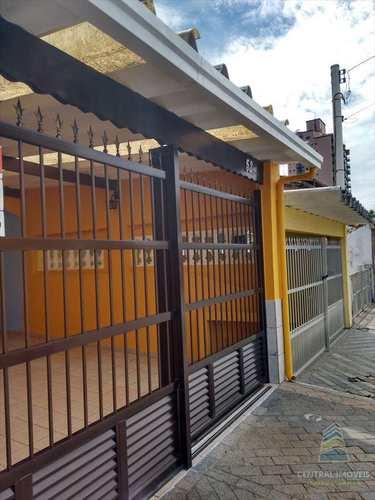 Casa, código 2104 em Praia Grande, bairro Caiçara