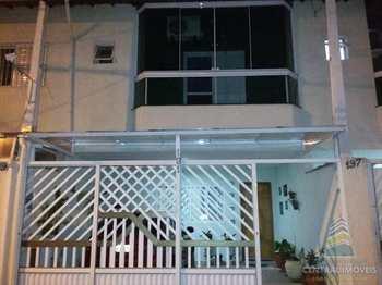 Sobrado, código 1702 em Praia Grande, bairro Tupi