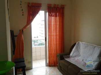 Apartamento, código 654 em Praia Grande, bairro Mirim