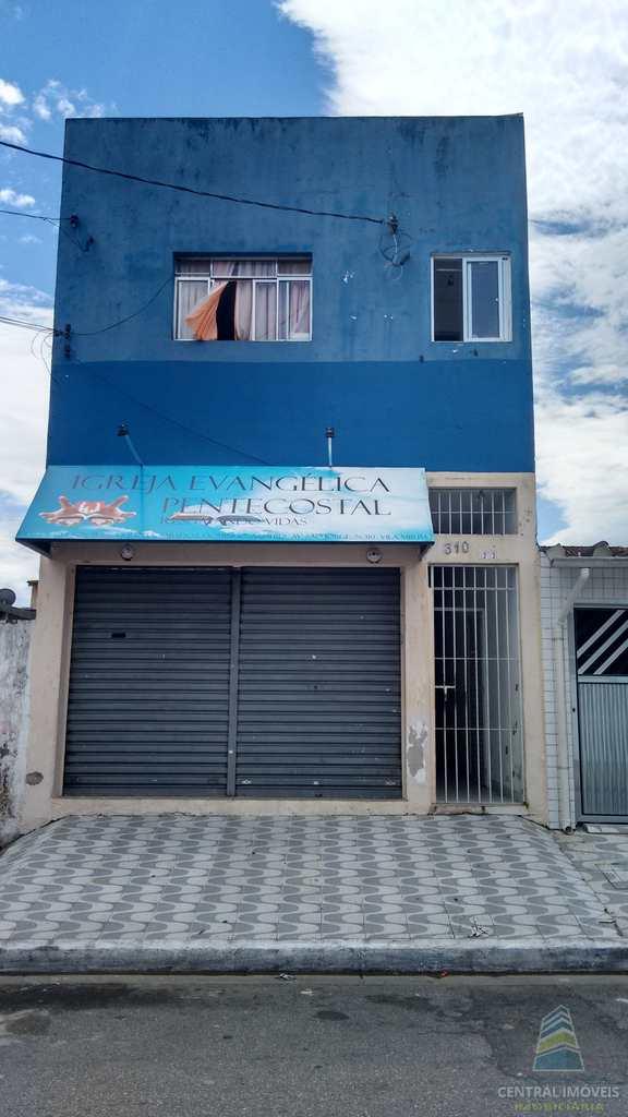 Loja em Praia Grande, no bairro Nova Mirim