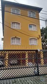 Apartamento, código 3119 em Praia Grande, bairro Tupi